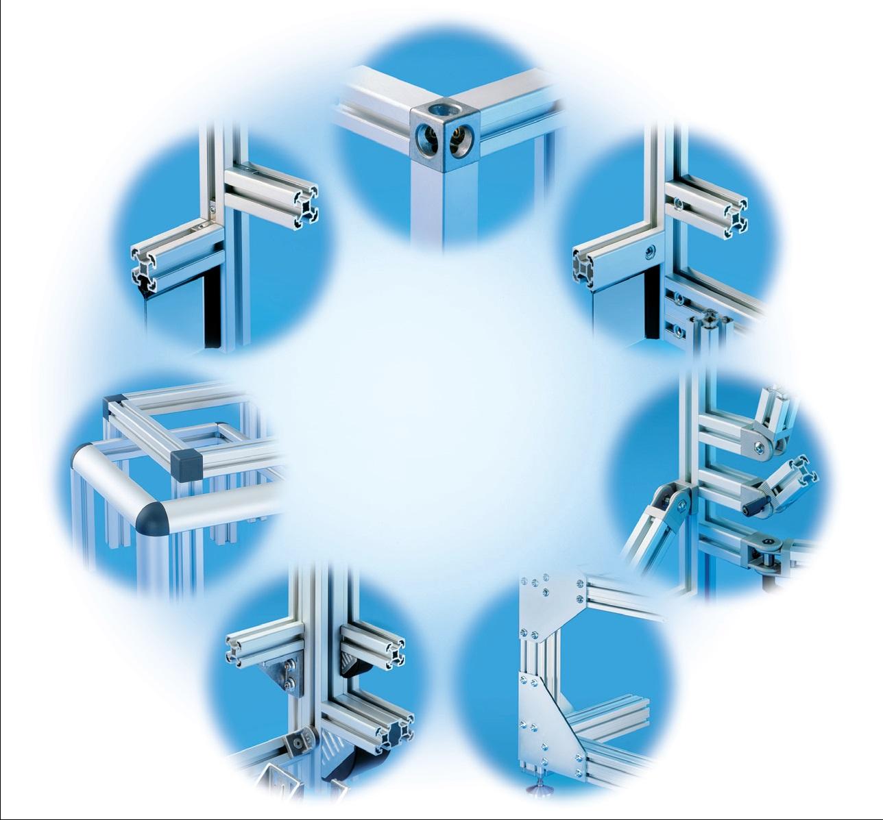 Perfiles de aluminio - Tipos de perfiles de aluminio ...