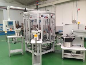 7 Maquina para montaje de faston en placas de inducción para el sector de Línea blanca  Mejora de procesos industriales 7 Maquina para montaje de faston en placas de inducci  n para el sector de L  nea blanca
