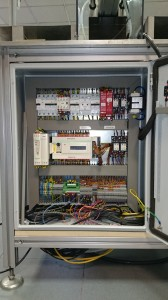 Armario electrico y  automata  Actualizaciones de máquinas Armario electrico y automata