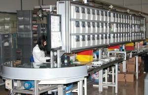 Fermax montaje y test  Puestos de montaje manual Fermax montaje y test