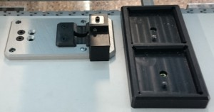 Util automatico corte patillas reles  Mejora de procesos industriales Util automatico corte patillas reles