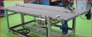 transportador nissan  Logística de producción transportador nissan